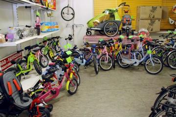 Kinder- & Jugendräder